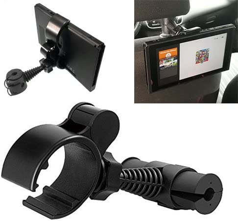 Donkeyphone Soporte DE Coche Universal Regulable Varilla ...