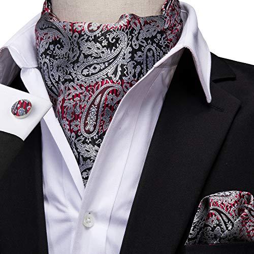 Amazon.com: Dubulle Cravat - Juego de corbatas para hombre ...