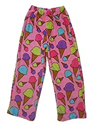 Confetti and Friends Fuzzy Plush Pajama Pants