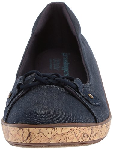 Lily Sneaker Women Navy Peacoat Grasshoppers Wedge Pq5wt