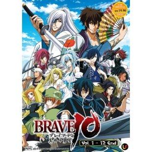 Amazon.com: Brave 10: Episodes 1-12 Bundle: Movies & TV