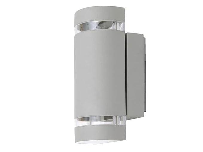 Exterior LedAluminio Moderna Lámpara Bombilla Pared Focus De Con 5Lq34RcAj