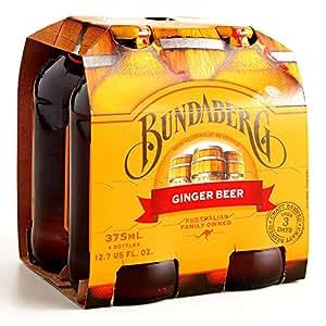 Bundaberg - Ginger Soda - Multipack of 4-375ml