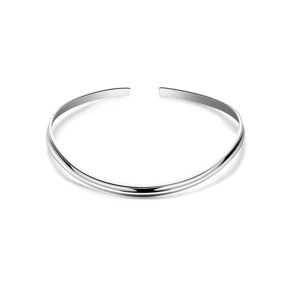 KopooaP Silver Necklaces Pendant Jewelry Birthday Gifts Presents for Women Anniversary