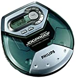 Philips AX5111 Personal CD Player with 45-Second Electronic Skip Protection (Blue/Silver)