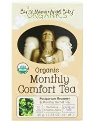 地球妈妈Earth Mama Angel Baby产后调理有机舒缓茶16包*3盒SS$10.50
