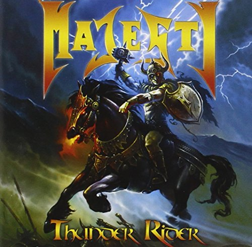 Majesty: Thunder Rider (Audio CD)