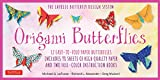 Best Designs With Butterflies - Origami Butterflies Kit: The LaFosse Butterfly Design System Review
