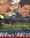 img - for Sol y viento Student Edition with Online Learning Center book / textbook / text book
