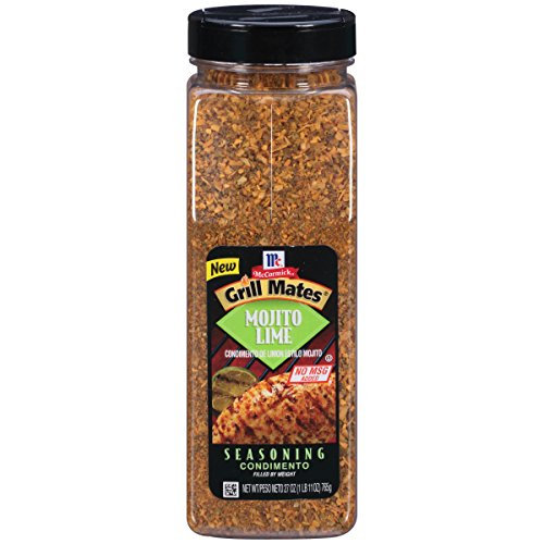 Grill Mates Seasoning, Mojito Lime, 27 Ounce - Lime Steak