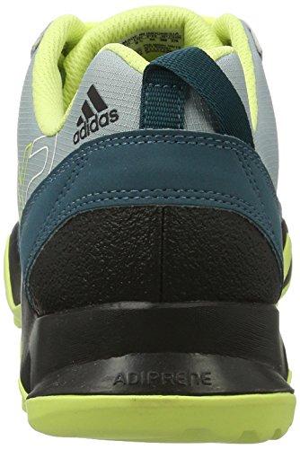 adidas AX2 W - Botas de Montaña Para Mujer Verde / Negro / Gris / Amarillo