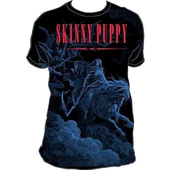 8d554d391200 Skinny Puppy Chainsaw Big Print Subway T-Shirt, Size: X-Large ...