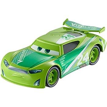 Amazon Com Disney Pixar Cars 3 Chase Racelott Diecast Vehicle Toys
