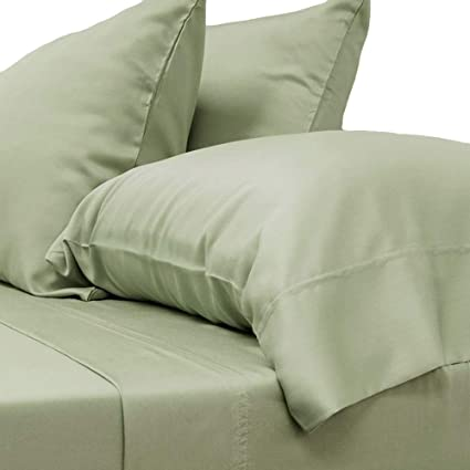 Cariloha Classic Bamboo Sheets 4 Piece Bed Sheet Set   Softest Bed Sheets  And Pillow Cases