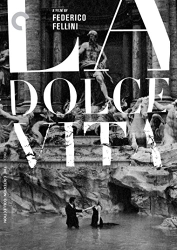 La dolce vita from Criterion