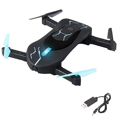 FPV Mini Drone helicóptero RC Quadcopter 720P HD cámara WIFI con ...