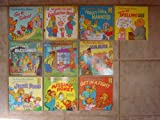 img - for Set of 10 Berenstain Bears First Time Picture Books (Get in a Fight ~ The Big Spelling Bee ~ Forget Their Manners ~ The Birds, the Bees, and the Berenstain Bears ~ Go To School ~ Count Their Blessings ~ Get the Gimmies ~ The Blame Game ~ Too Much Junk Food ~ Missing Honey) book / textbook / text book