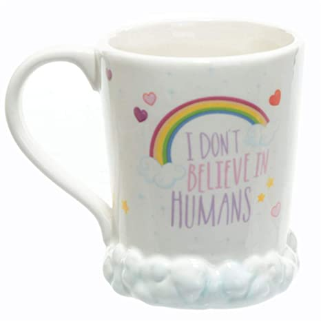 Amazon.com: Taza de unicornio pintada a mano con microondas ...