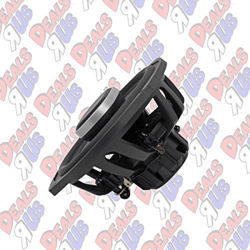 Polk Audio MM1 Series 6x9 Inch 450W Coaxial Marine Boat ATV Car Audio Speakers by Polk Audio (Image #5)