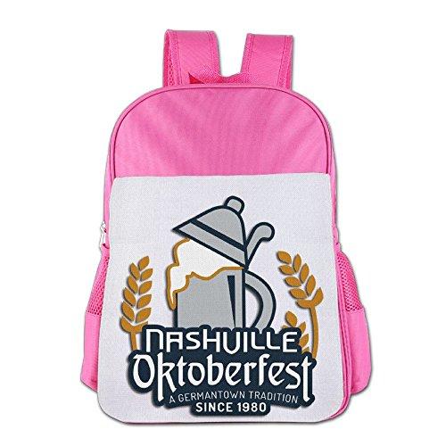 [해외]Nashville Oktoberfest School Backpack Children Shoulder Daypack Kid Lunch Tote Bags RoyalBlue / Nashville Oktoberfest School Backpack Children Shoulder Daypack Kid Lunch Tote Bags Pink