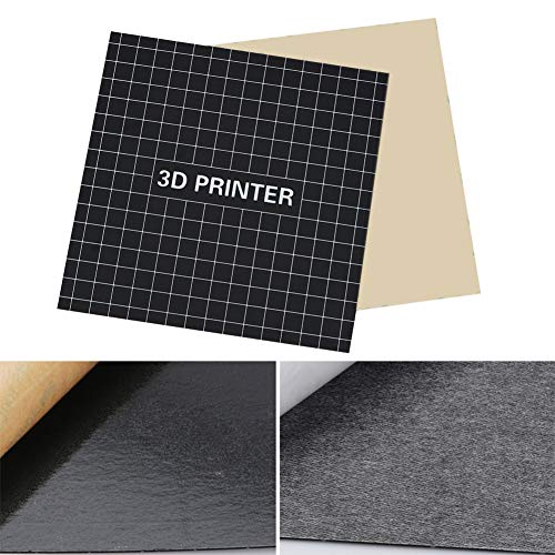 Reusable Spool - Shentesel 300x300mm Reusable 3D Printer Sticker Build Plate Tape Platform for CR-10/10S