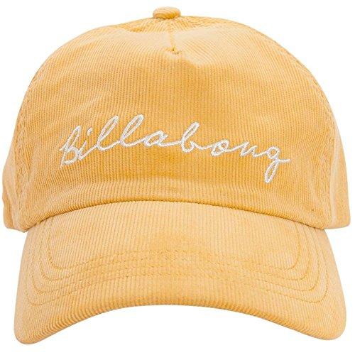 Billabong Women s Gnarly Set Baseball Hat Gold Dust One Size - Buy ... 627c6bde46f