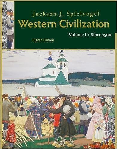 Amazon western civilization volume ii since 1500 amazon western civilization volume ii since 1500 9781111342135 jackson j spielvogel books fandeluxe Gallery