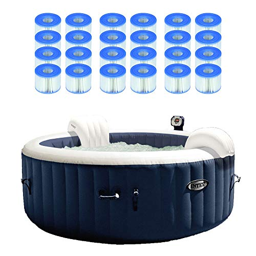 spa inflatable 4 person tub