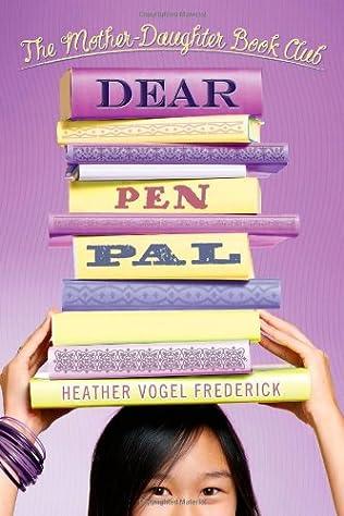 book cover of Dear Pen Pal