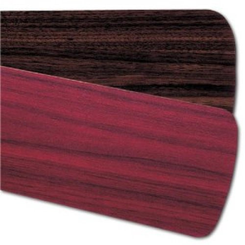 Quorum 6055524125, Five Reversible Rosewood / Walnut Blades, 60