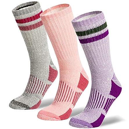 Womens Merino Wool Socks Formal, Casual, Thermal, Hiking...