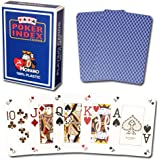 Modiano Poker Index 100% Plastic Playing Cards