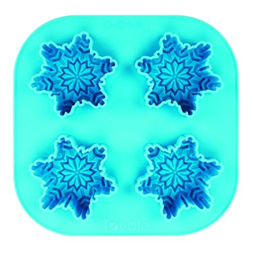 Tovolo Novelty Ice Molds Snowflake