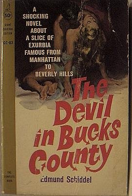 The Devil In Bucks County by Edmund Schiddel