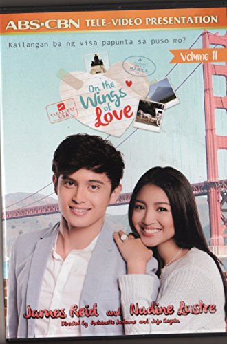 On the Wings of Love Vol 11 Filipino Dvd