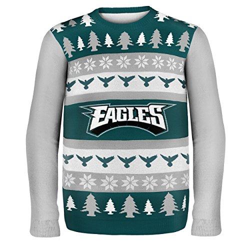 Philadelphia Eagles Ugly Christmas Sweaters