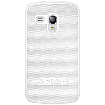 Amzer AMZ95120 Snap-On Back Case Cover for Samsung Galaxy S III Mini GT-I8190 (White) Cases & Covers at amazon