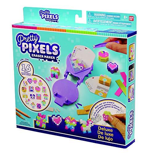Bandai Spain 38524 Pretty Pixels Starter Pack Fruits Multi-Colour