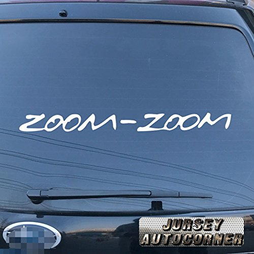 zoom zoom decal - 6