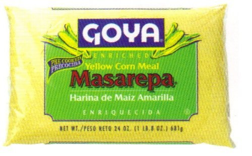 Goya Masarepa Yellow Corn Meal 5 Lb
