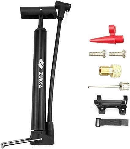 Portable Mini Hand Pump  Floor Standing Bike Pump Cycle Bicycle Tire Air Pump US