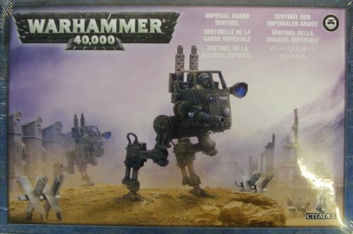Imperial Guard Sentinel NEW Warhammer 40k by Games Workshop