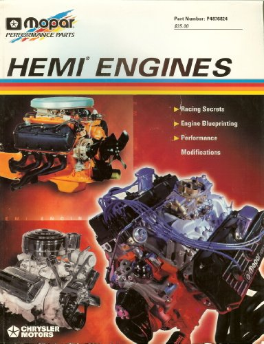 HEMI Engines (MOPAR Performance Parts, Part# P4876824)