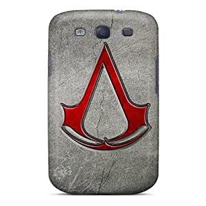 New Premium JD-shop Assassins Creed Skin Case Cover Excellent Fitted For Galaxy S3