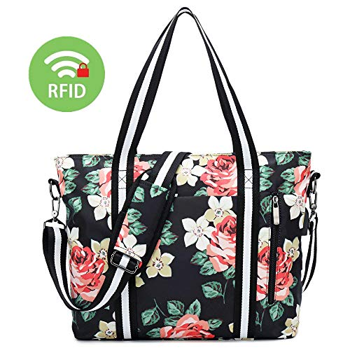 Laptop Tote Bag for Women 17.3