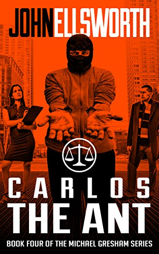 book cover of Carlos the Ant