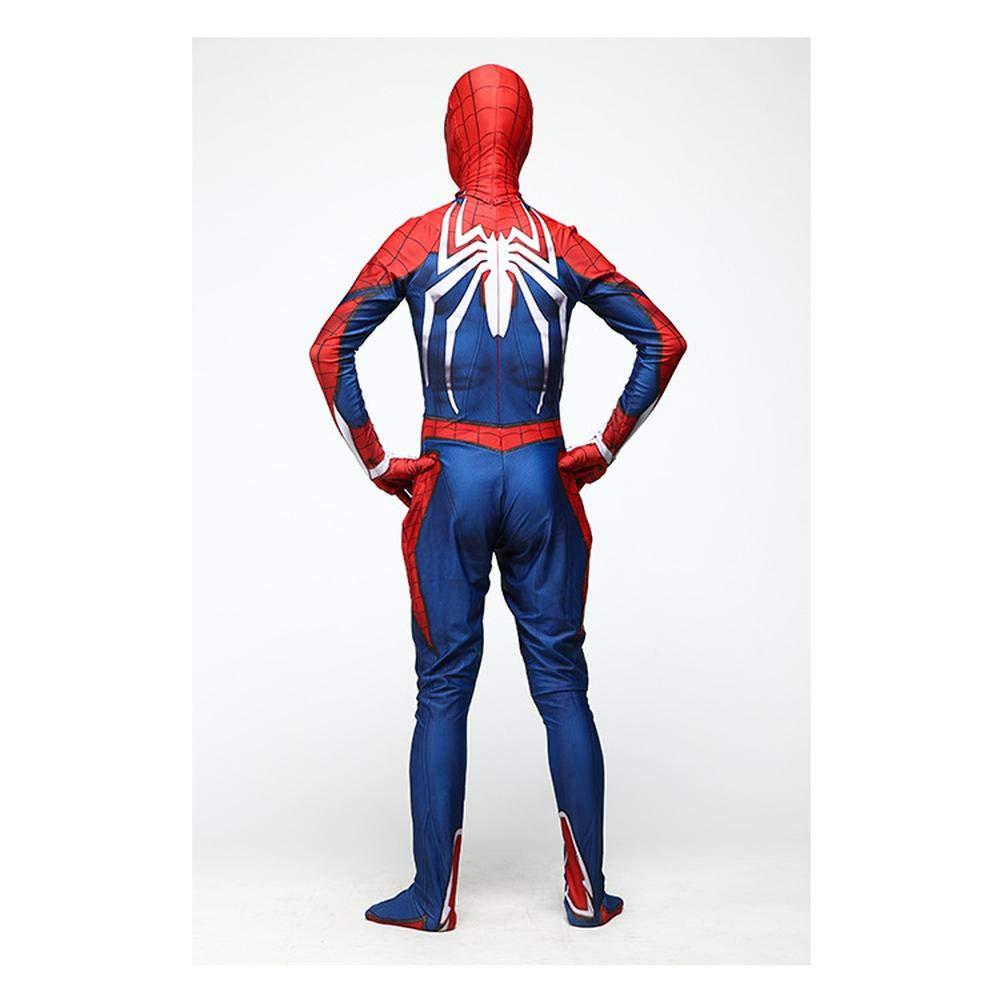 Capitán América Guerra Civil Traje De Anime De Spider-Man ...
