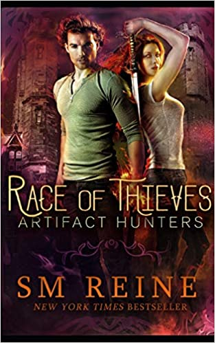 Amazon Fr Race Of Thieves An Urban Fantasy Novel S M