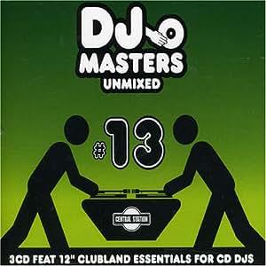 Various - DJ Masters Unmixed #8