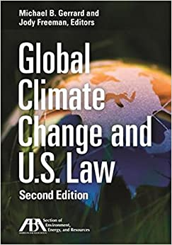 Global Climate Change and U.S. Law (2015-08-07)